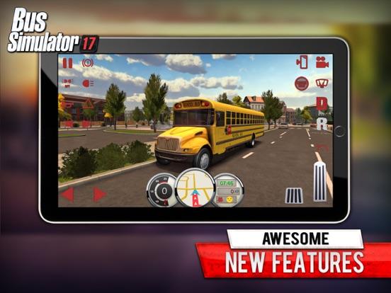 Bus Simulator 17 на iPad