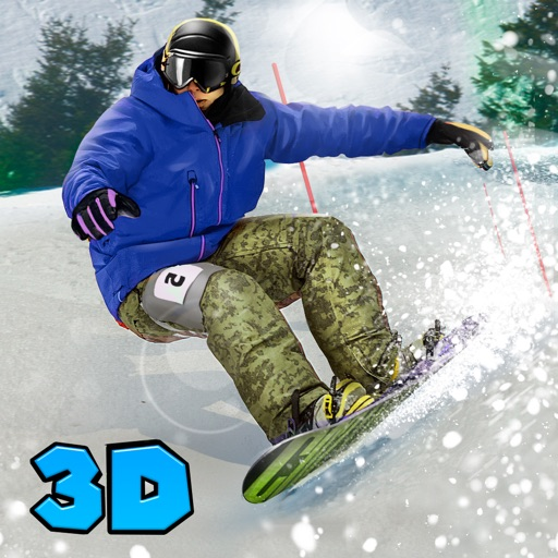 Snowboard Mountain Racing Full iOS App