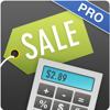 Discount Calculator PRO - Sale Price Check Percent