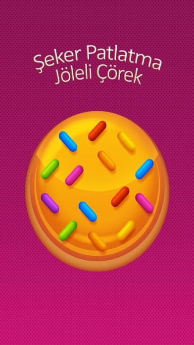 Şeker Patlatma Jöleli Çörek-0