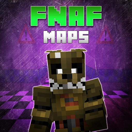 FNAF Maps For Minecraft Pocket Edition(Add-on) By Golden