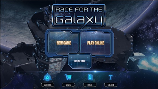 Race for the Galaxy Screenshots