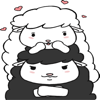 Meri and Shee stickers by J9 App