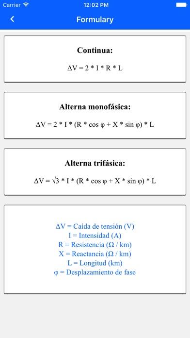 download Cálculos Eléctricos PRO apps 2