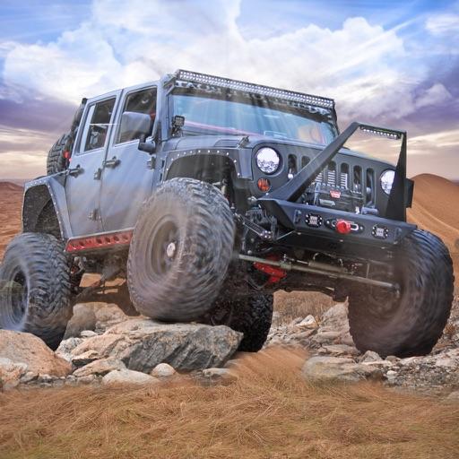 PRO Jeep Simulator Offroad 4x4 iOS App