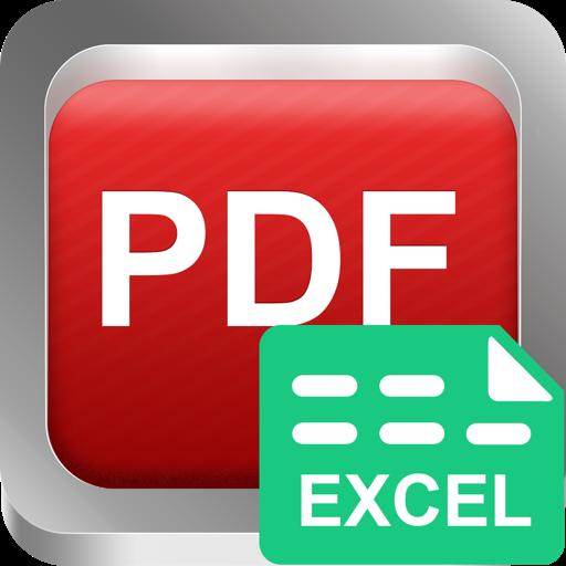 Super PDF Converter for Excel with OCR