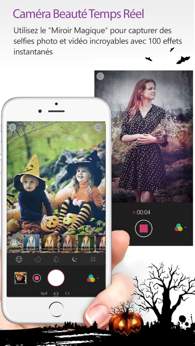 Youcam perfect retouche photo dans l app store for Ecran retouche photo 27