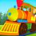 3D 장난감 기차-무료 아이 기차 게임