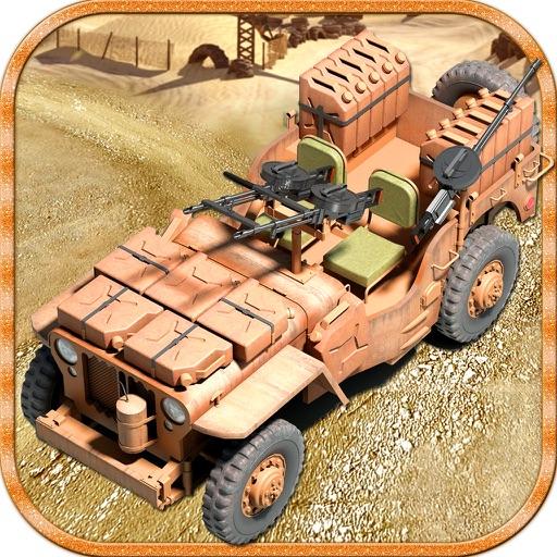 Special Jeep Driver - American Army Transport sim iOS App