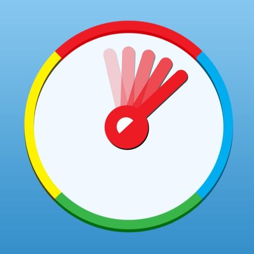 Crazy Dial Color iOS App