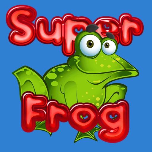 Super Frog Game iOS App