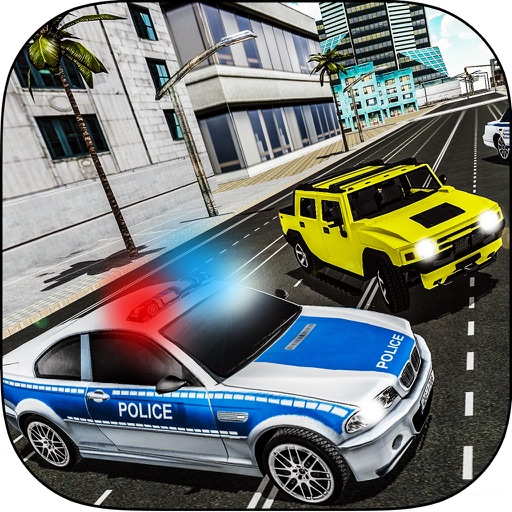 Undercover Cop City Police Chase Driving Simulator iOS App
