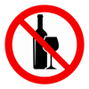 No Alcohol - Stop Drinking and Be Healthy
