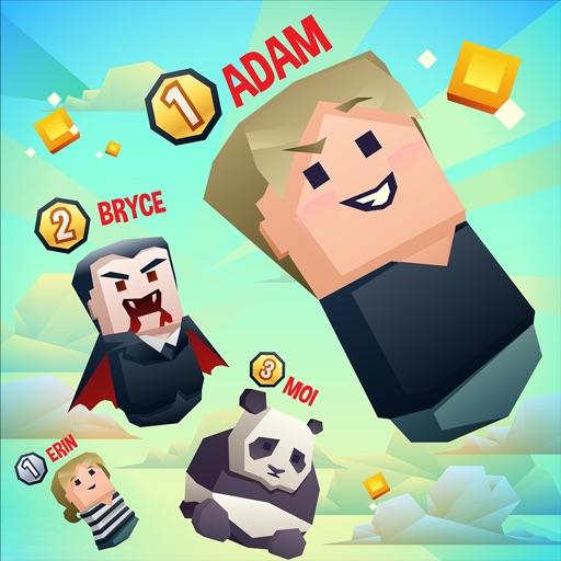 Jumping Jam - Endless Multiplayer iOS App