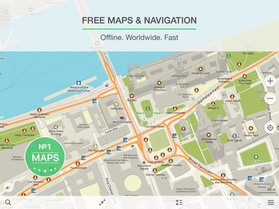 MAPSME Offline Map Nav On The App Store - Map images