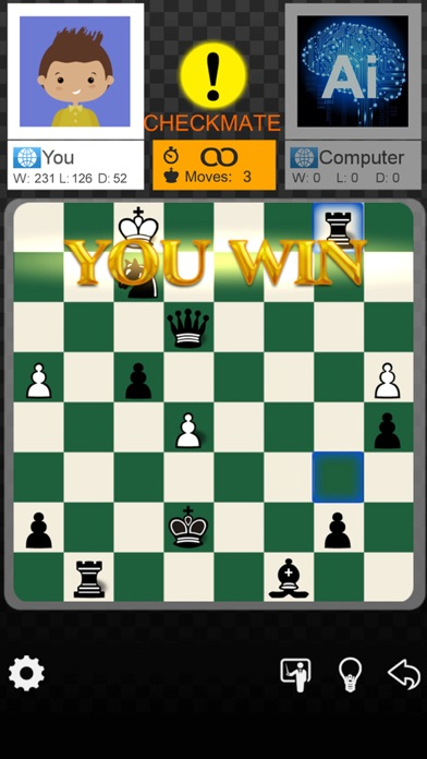 Chess : Free Скриншоты5