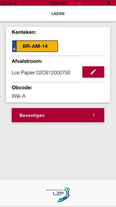 Screenshot #9 for SWF - Logistiek Zonder Papier