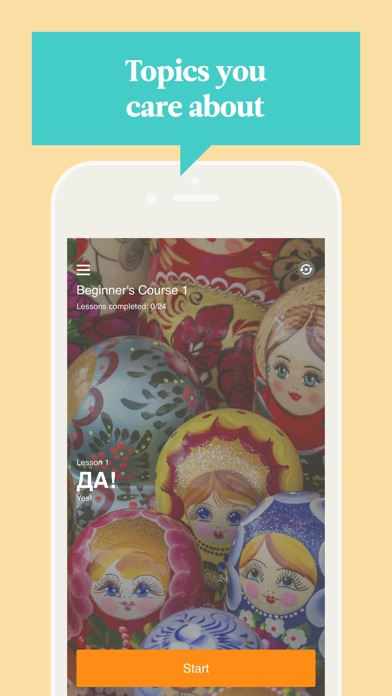 download Learn Russian with Babbel appstore review
