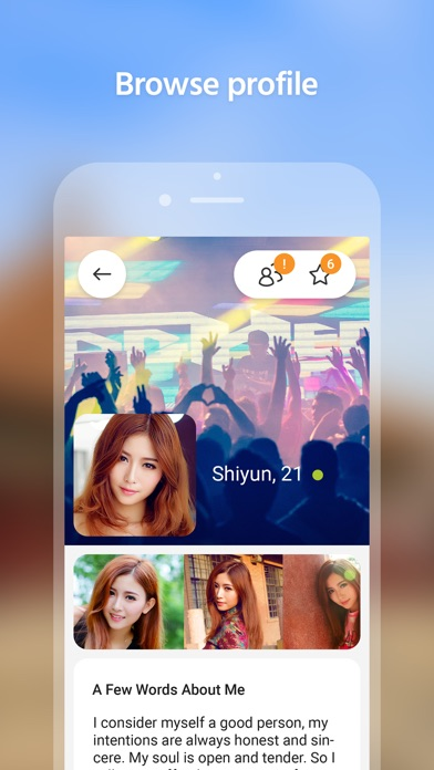 download AsianDate – Casual Dating App appstore review
