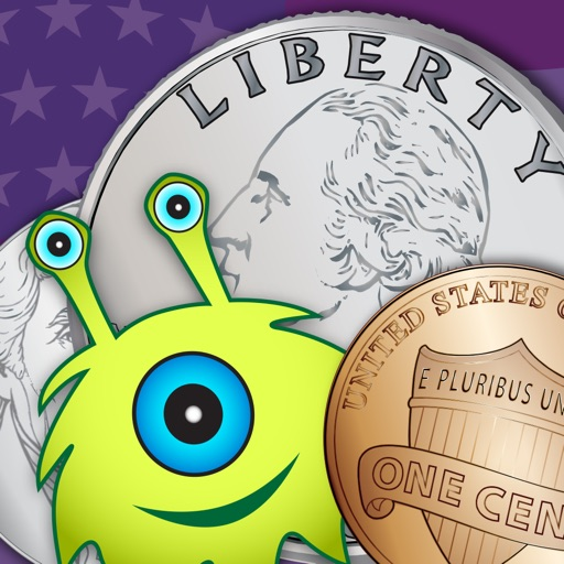 Coin Monsters – Money math game, counting coins iOS App