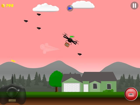 Drone Dropper screenshot 3