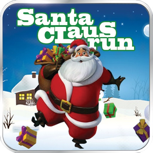 Run Santa Claus Run 2017 Icon
