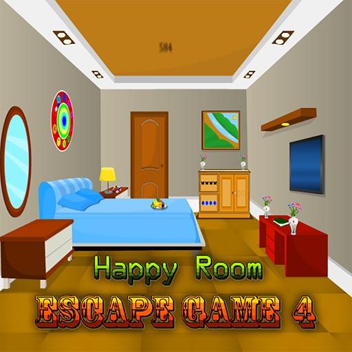Happy Room Escape Game 4 iOS App