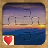 Jigsaw Solitaire Clouds