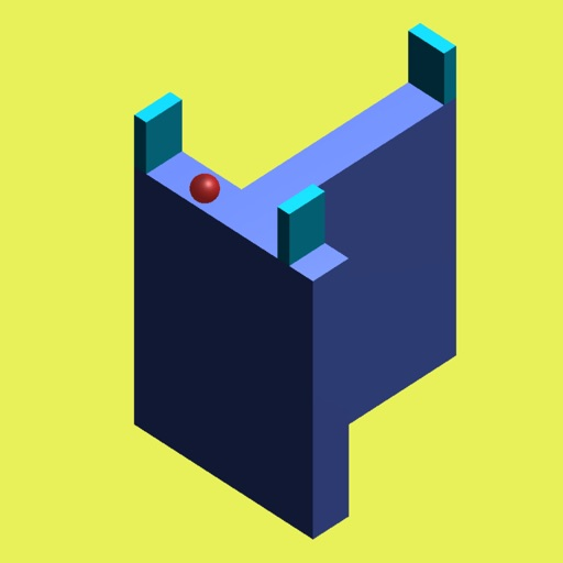 Endless Zig Zag iOS App