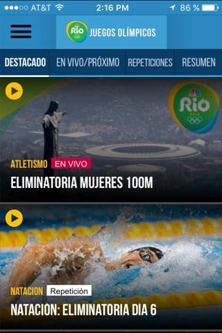 Telemundo Deportes - En Vivo screenshot 1