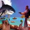 Flying Hungry's Shark Hunting