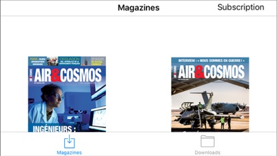 download Air&Cosmos apps 3