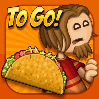 Papa's Taco Mia To Go! app for iphone