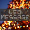 LED Banner Text Message