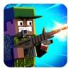 Pixel преступности Атака Аэропорт Gun Выживание вк