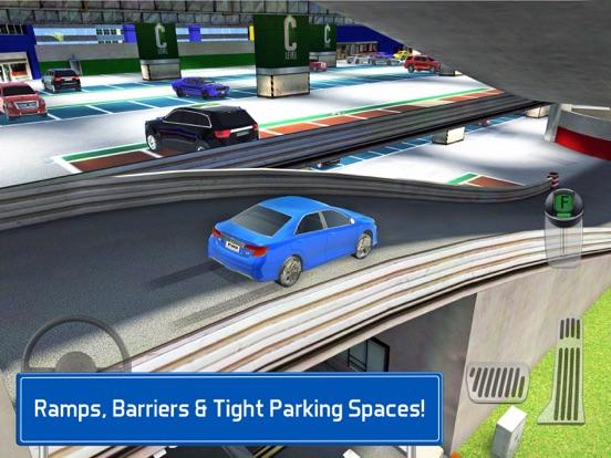 Multi Level 7 Car Parking Garage Park Training Lot On The App Store