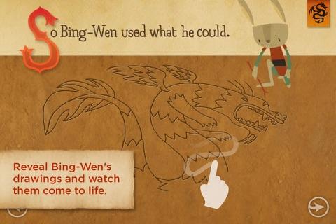 Dragon Brush screenshot 2