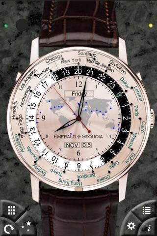Emerald Chronometer screenshot 1