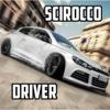 Scirocco Driver - Open World Game Simulation