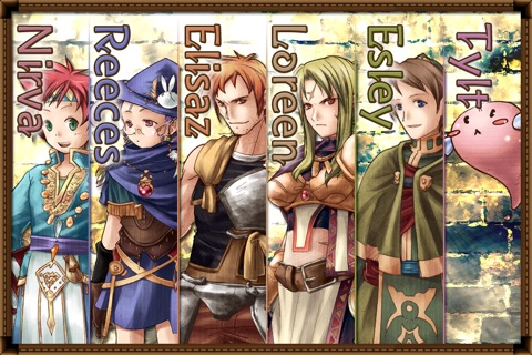 RPG Cross Hearts Arcadia screenshot 3