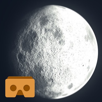VR Reality Moon for Google Cardboard - VR Apps for iPhone