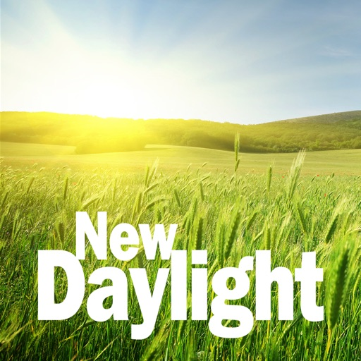 New Daylight: your daily journey with the Bible