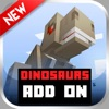 Dinosaur Add Ons & Mini Games For Minecraft PE