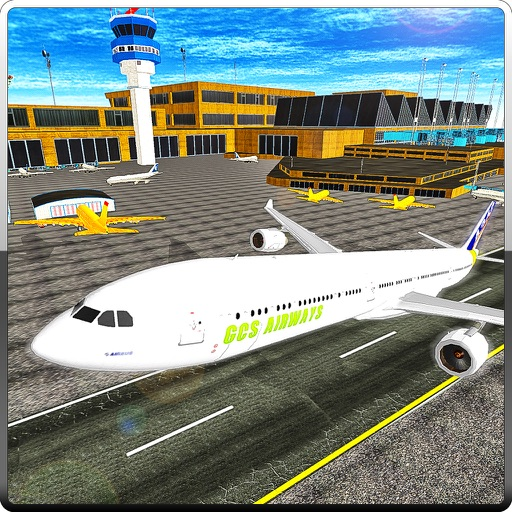 Extreme Flight Simulator Pilot iOS App