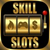 Slots of Skill - Real Vegas Video Slot Machines