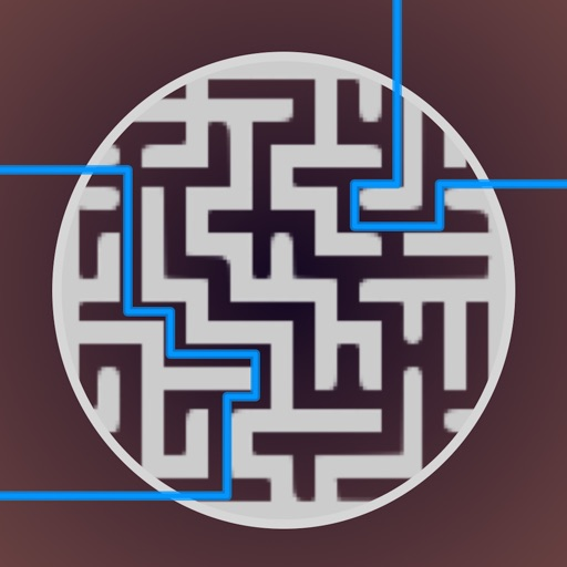 Maze Solver with Image Processing iOS App