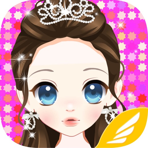 かわいい王女 - 女の子のドレスアップゲーム