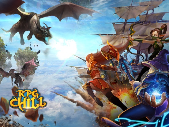 RPG and Chill на iPad