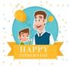 Miglior giorno del padre foto cornici & Father's D