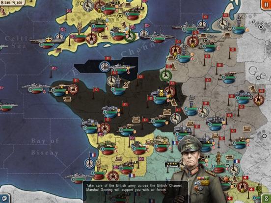 Screenshots of World Conqueror 2 for iPad